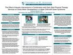 The Effect of Aquatic Interventions in Combination with Early Start Physical Therapy Services on Gross Motor Development in a Male Child with Down Syndrome