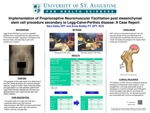 Implementation of Proprioceptive Neuromuscular Facilitation Post Mesenchymal Stem Cell Procedure Secondary to Legg-Calve-Perthes disease: A Case Report