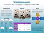 Visual, Verbal, and Tactile Cues on Improving Gait in a 71-Year Old Male with Dementia of the Lewy Bodies by Symone Carter and Jackie Crossen-Sills