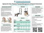 Upping the Ante!: Physical Therapist Management of Femoral Anteversion by Kathryn R. Terrian and Matthew L. Daugherty