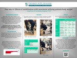 Ease into It. Effects of Mobilization with Movement Utilizing Patients Body Weight