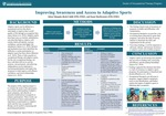 Improving Awareness and Access to Adaptive Sports by Alison S. Takagaki, Becki Cohill, and Susan MacDermott