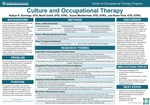 Culture and Occupational Therapy by Kaitlyn Domingo, Becki Cohill, Susan MacDermott, and Karen Park
