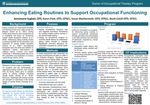 Enhancing Eating Routines to Support Occupational Functioning