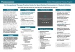 An Occupational Therapy Practice Guide for Sport-Related Concussion in Student Athletes